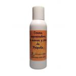 Crema regeneradora de manos y pies de Propóleo 100ml, Propol-Mel