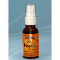 Spray bucal de propóleo ECOLOGICO 20ml, Propol-Mel