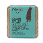 Jabón de Alepo con barro del Mar Muerto 100g, Najel