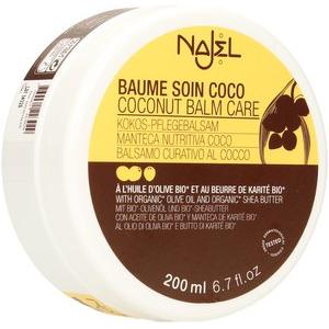 Manteca de Coco BIO, bálsamo nutritivo 200ml, Najel